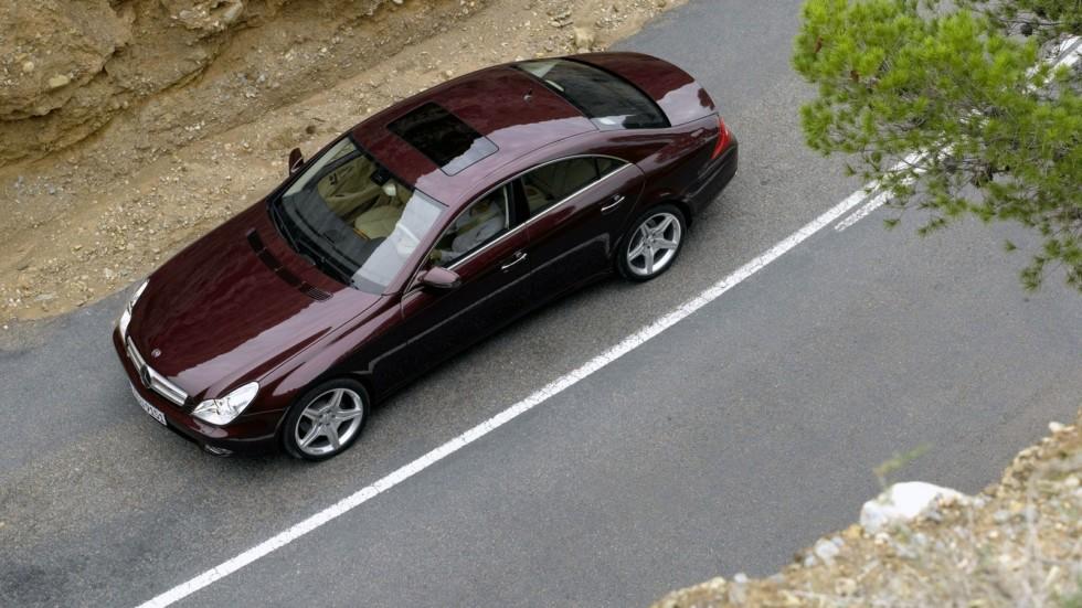 5 Mercedes-Benz CLS 280 (С219) '2008–07.2010