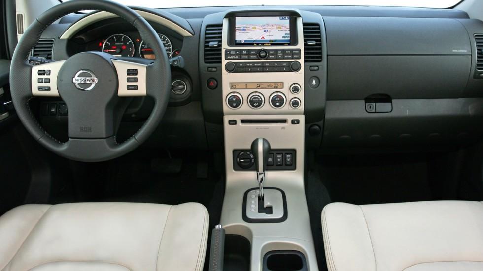 Торпедо Nissan Pathfinder (R51) '2004–10