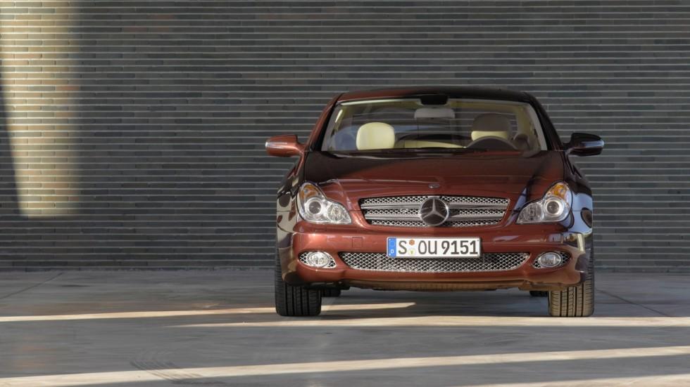 6 Mercedes-Benz CLS 280 (С219) '2008–07.2010