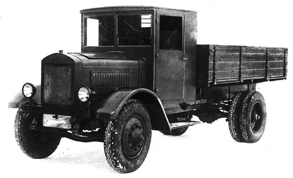 Многоцелевой грузовой автомобиль Я-5