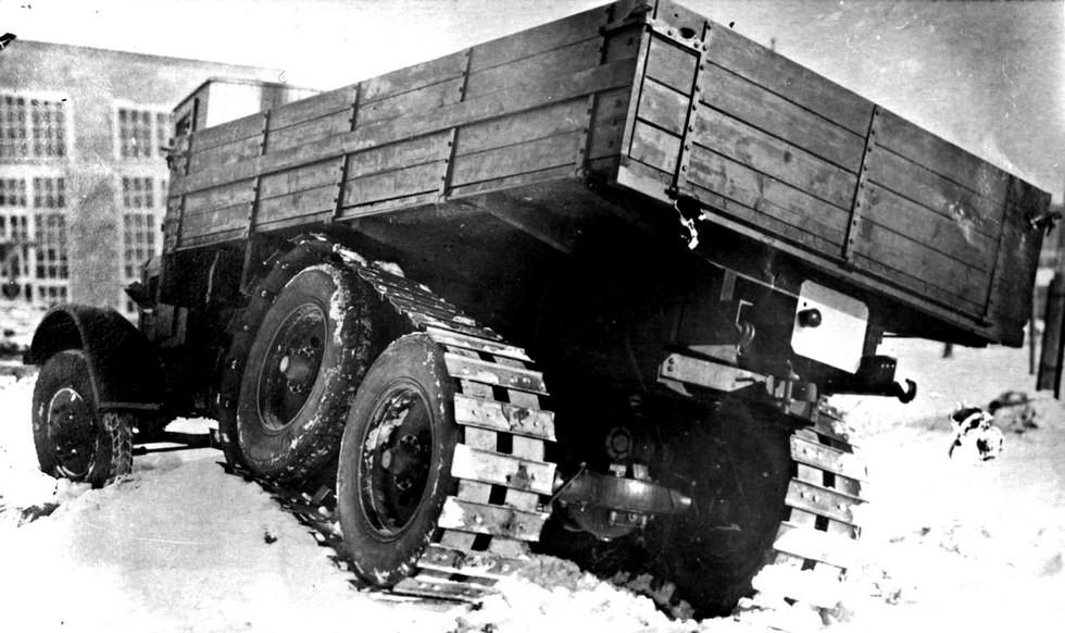 Зимние испытания ЯГ-10