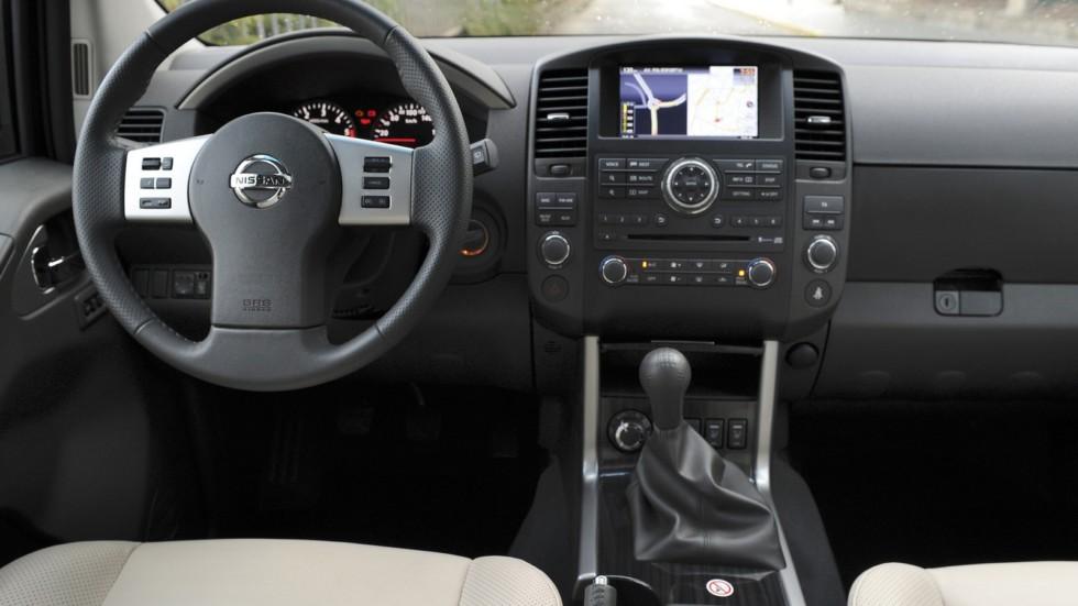 Торпедо Nissan Pathfinder (R51) '2010–14