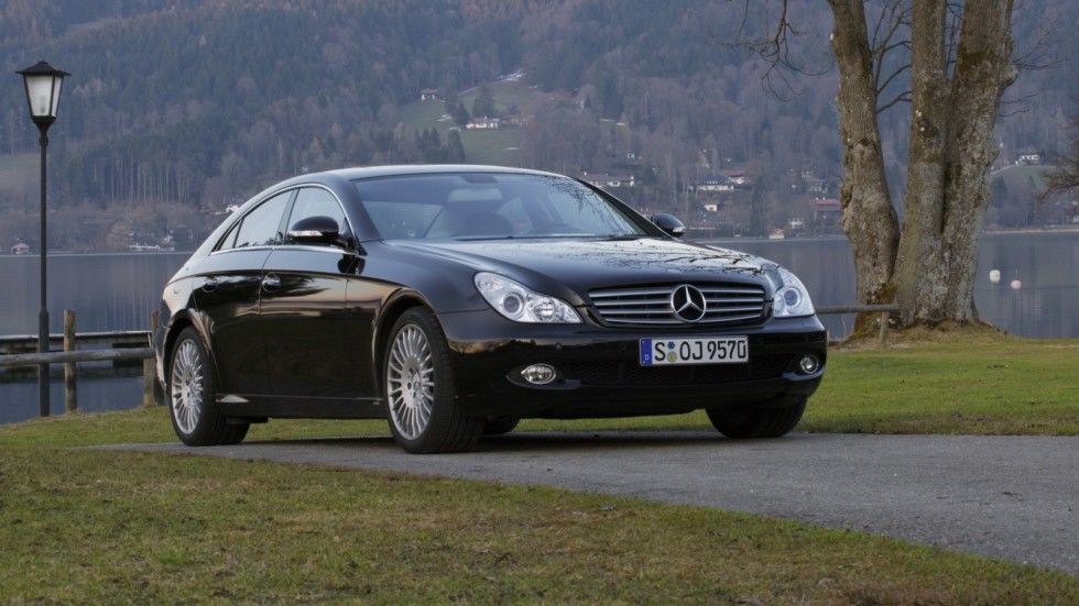 9 Mercedes-Benz CLS 350 CGI (C219) '2006–07.2010