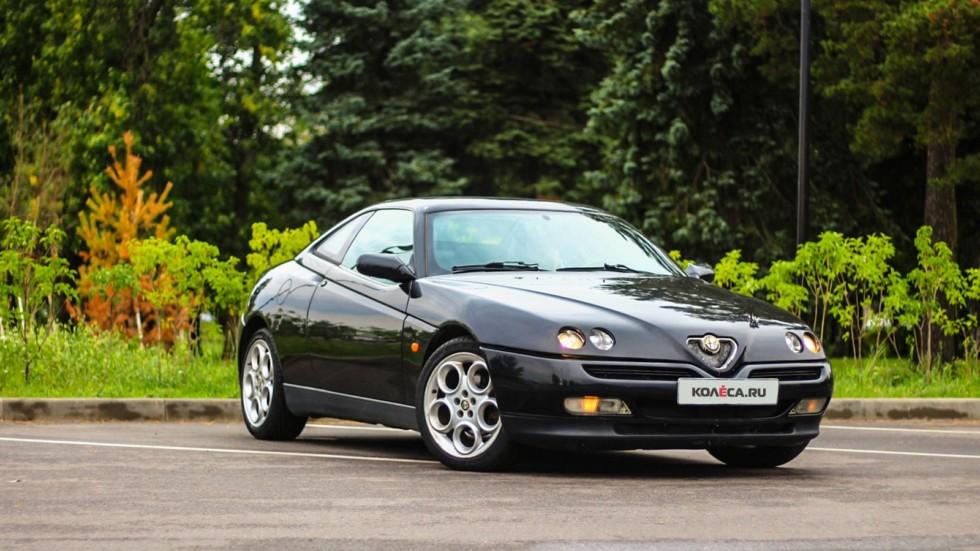 Alfa Romeo GTV три четверти (5)