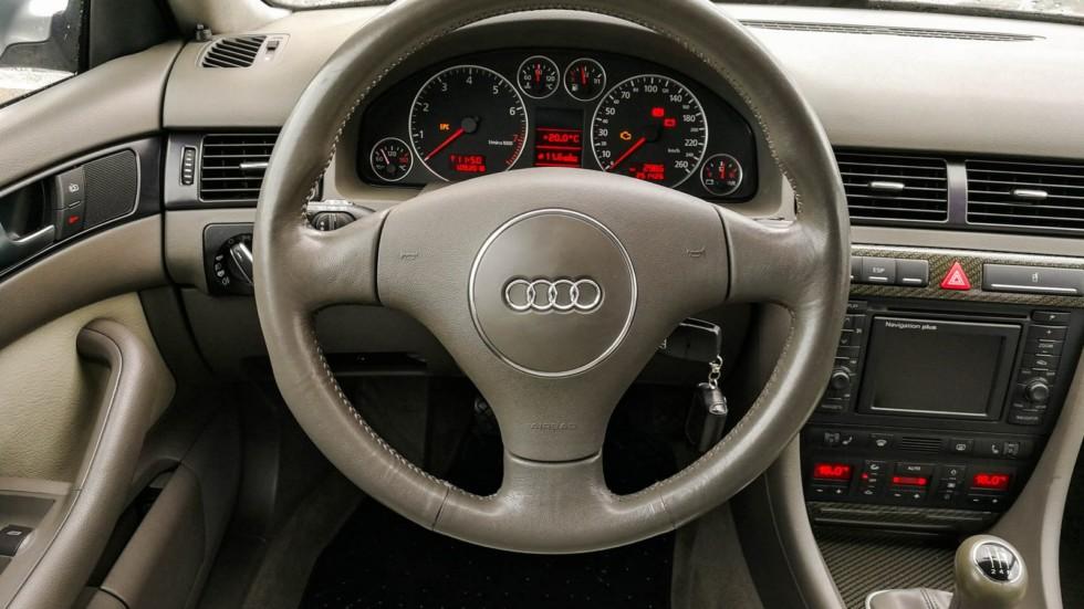 Audi A6 II руль
