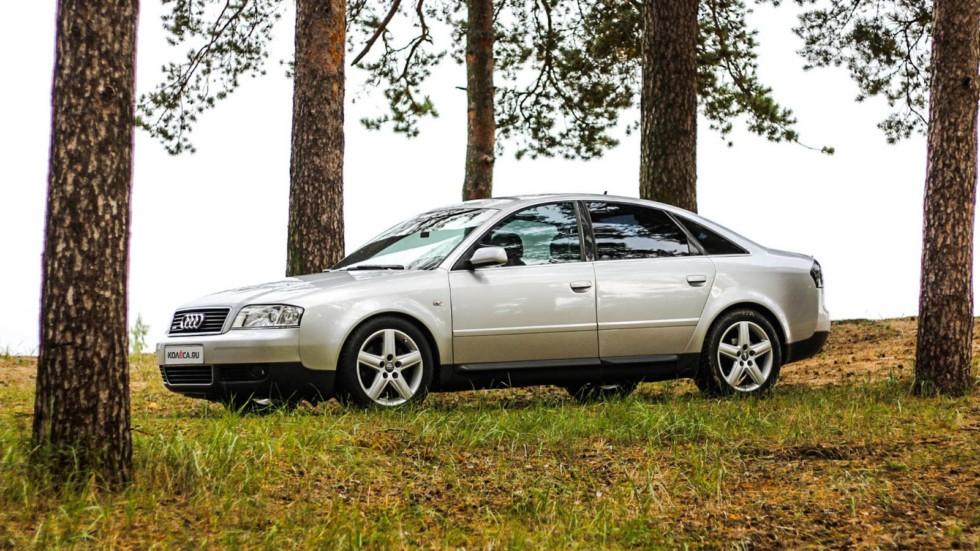 Audi A6 II сбоку