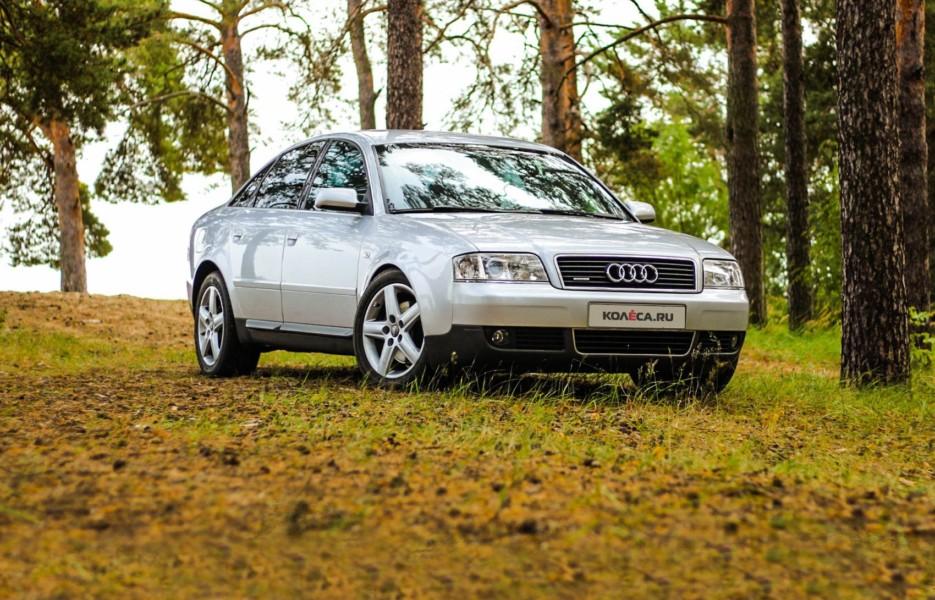 Без турбины, но с амбициями: опыт владения Audi A6 II