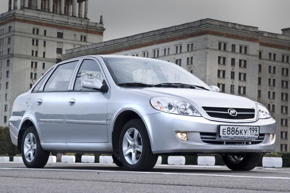 """Lifan Breez (520) стал первым автомобилем китайского бренда, который встал на конвейер """"ДерВейса"""""""