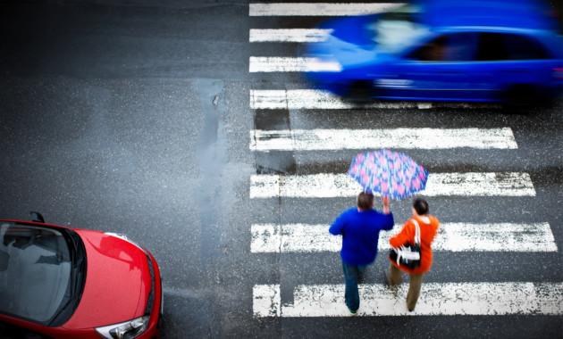 Новые дорожные камеры: «Большой брат» последит за непропуском пешеходов