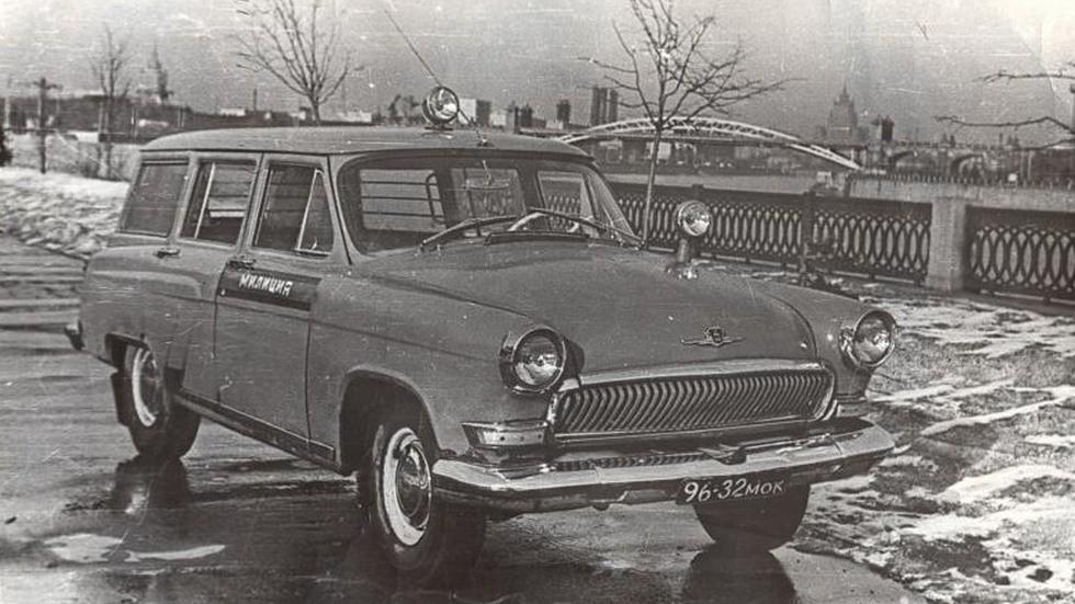 ГАЗ-22 «Волга»