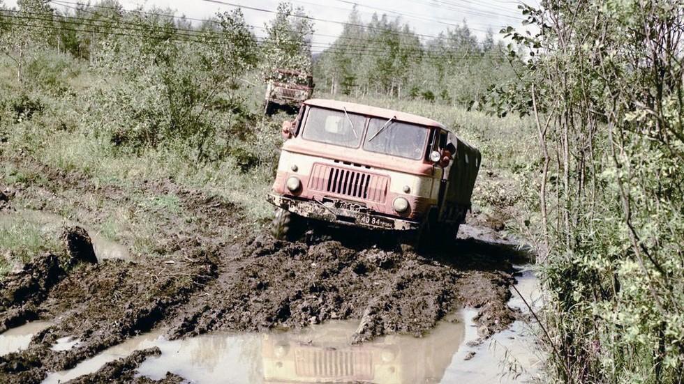 ГАЗ-66 '06.1964–99с