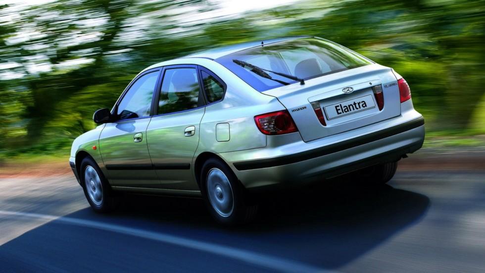 Hyundai Elantra Hatchback Worldwide (XD) '2003–06
