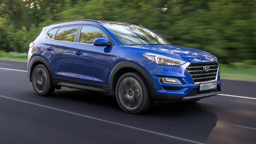Hyundai Tucson CIS-spec (TL) '2018