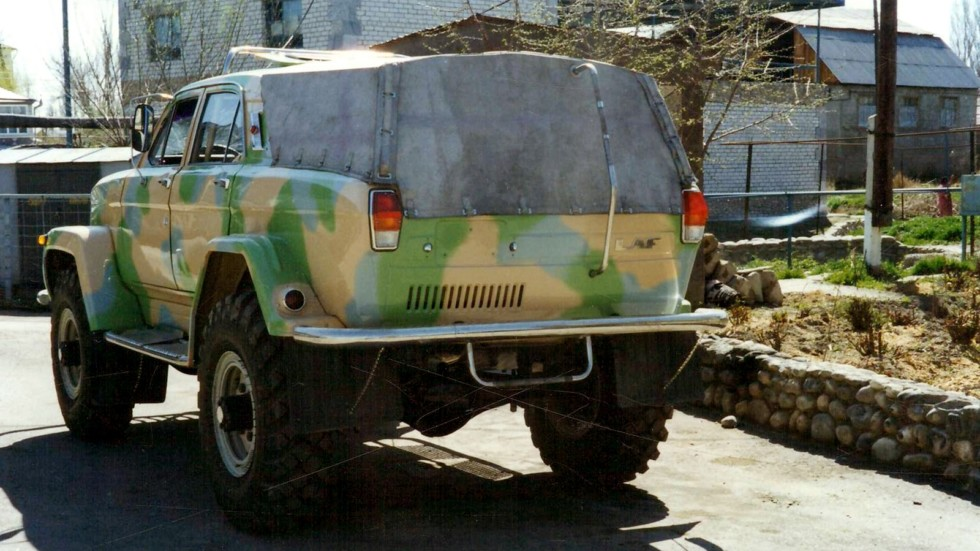 LAF 4101 на базе ГАЗ 24