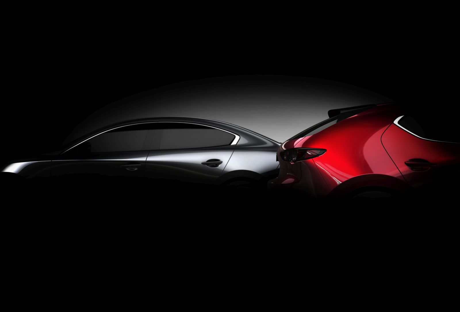 Mazda раскрыла дату премьеры новой тройки - Авто Mail.Ru