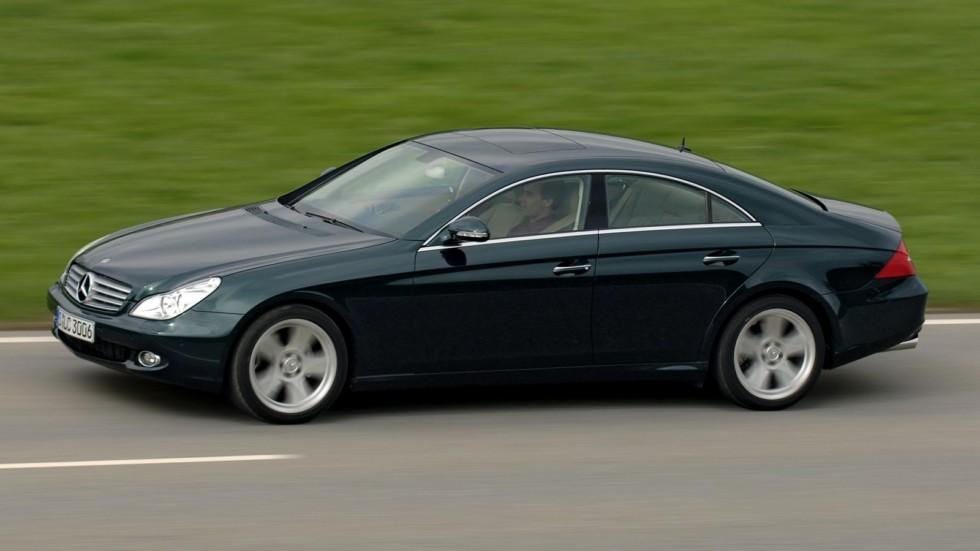 Mercedes-Benz CLS 320 CDI (C219) '2008–07.2010