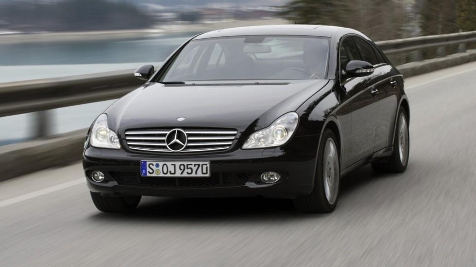 Mercedes-Benz CLS 350 CGI (C219) '2006–02010