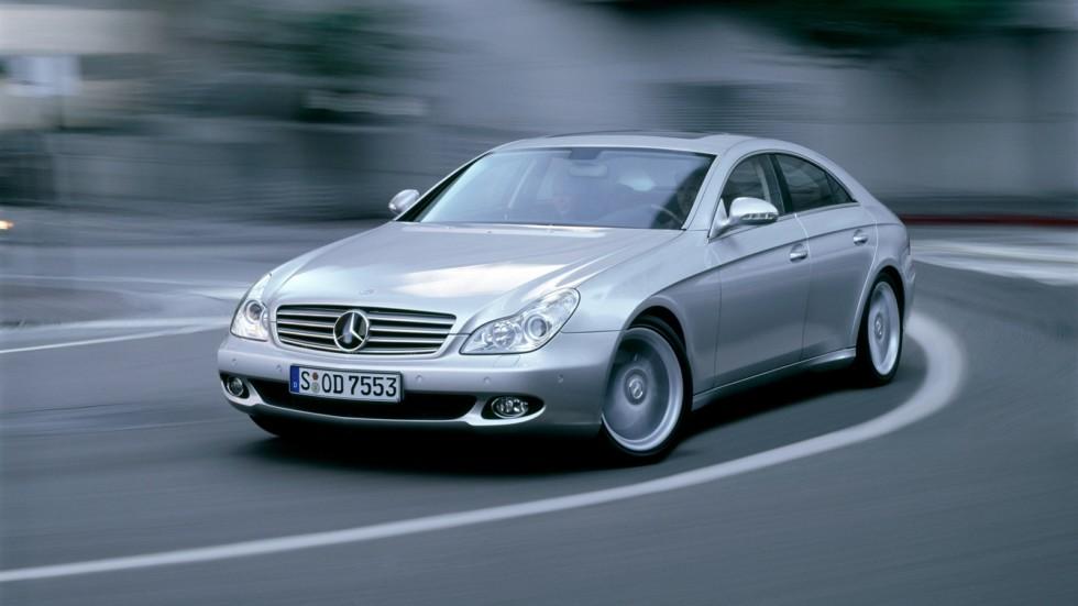 Mercedes-Benz CLS 500 (С219) '2004–07.2010