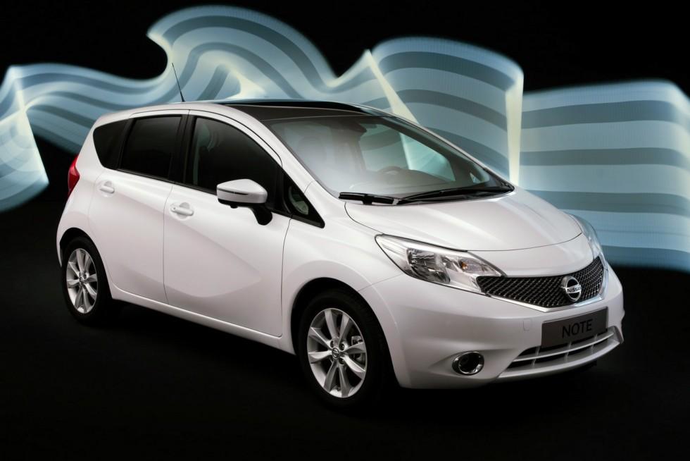Nissan Note Worldwide (E12) '2013–17