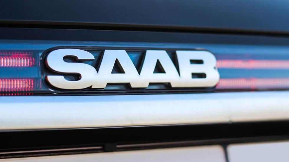 Saab 9-5 эмблема