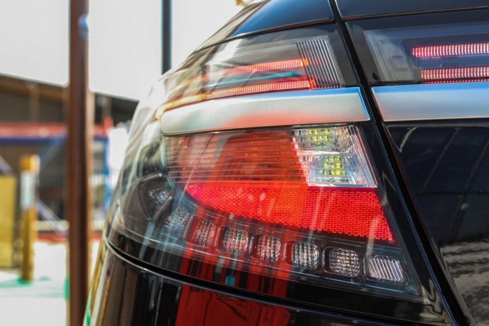 Saab 9-5 фонарь