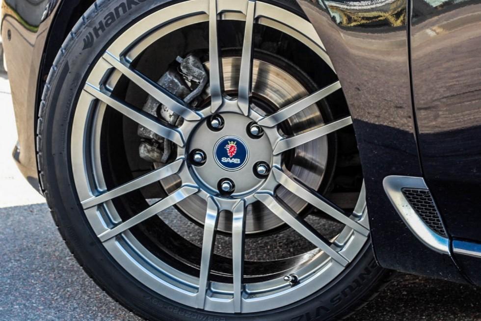 Saab 9-5 колесо