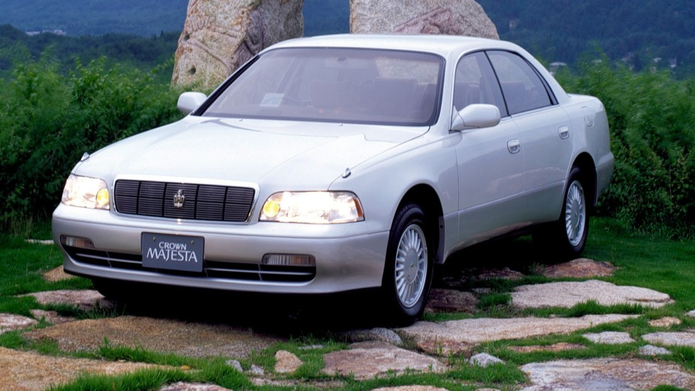 Toyota Crown Majesta (S140) '1991–95