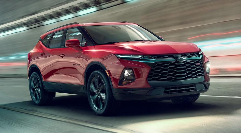 Chevrolet интригует: новый кроссовер и таинственная модель, которая передаст привет Opel