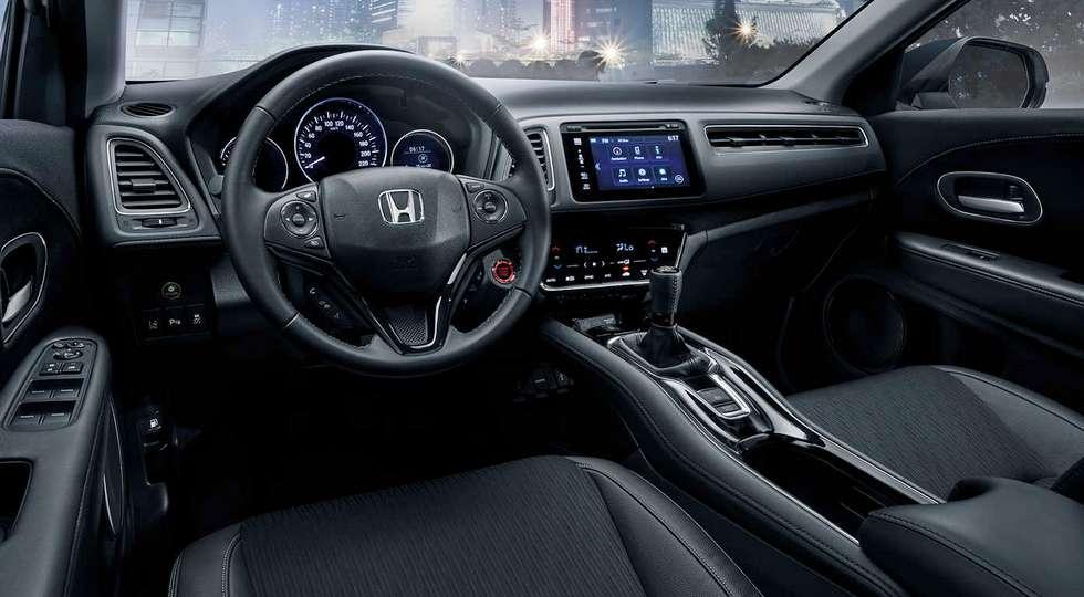 Паркетник Honda стал «спортсменом» и обзавёлся турбомотором от Civic