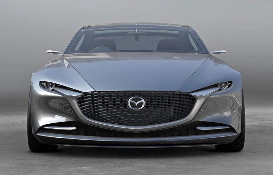 Первые серийный электромобиль Mazda не будет похож на холодильник