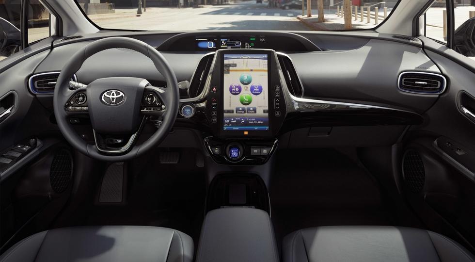 Обновленный Toyota Prius, версия для США