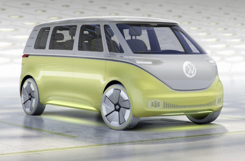 Электрические минивэны и фургоны Volkswagen I.D. Buzz будут выпускать на заводе в Ганновере, но будут и версии с ДВС — их производство могут наладить на турецком заводе Ford.
