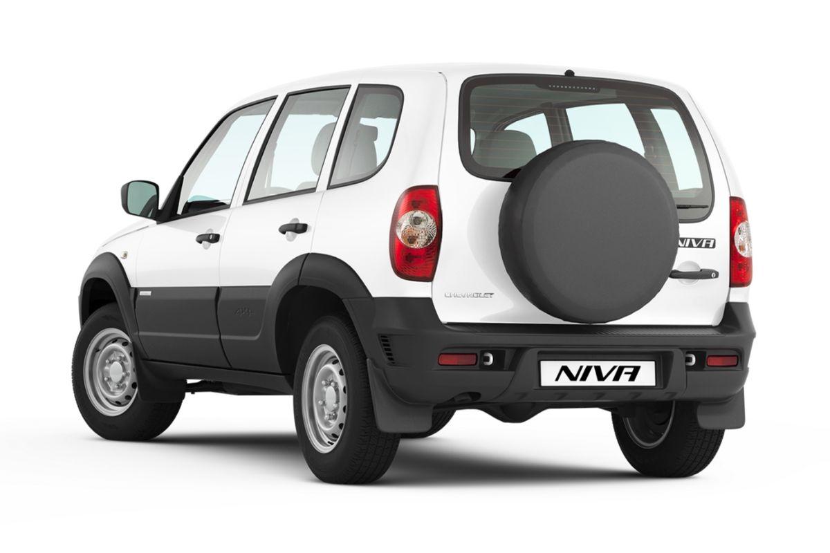 Chevrolet Niva: продолжение следует - Mail Авто
