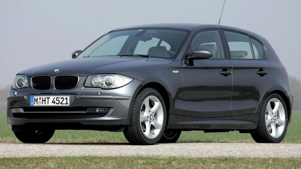 BMW 120d 5-door (E87) '2007–11