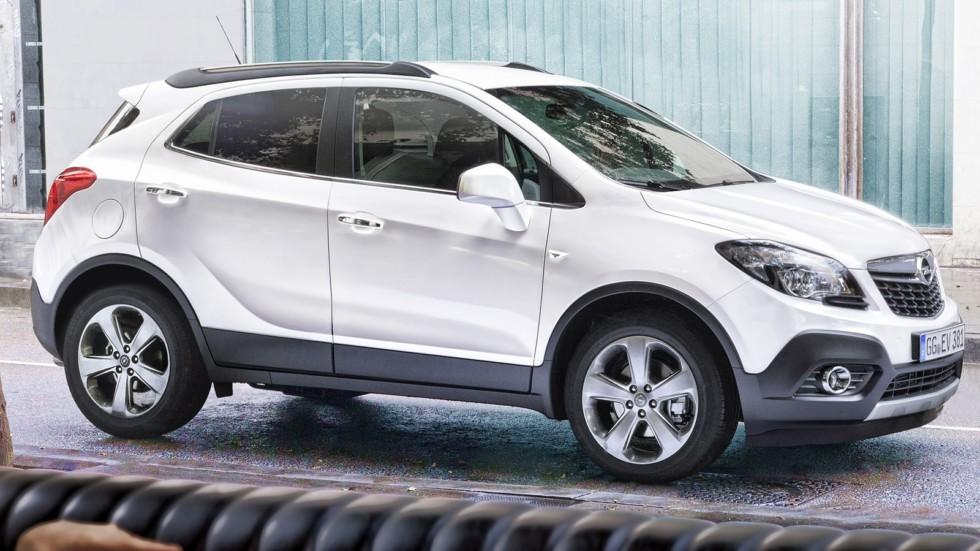 Opel Mokka '2012–16