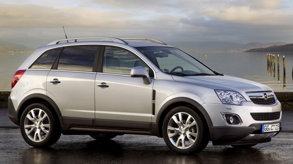 Opel Antara '2010–15