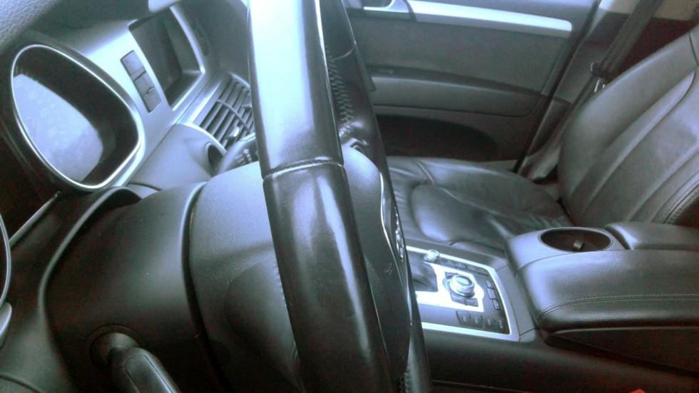 Audi Q7 l салон