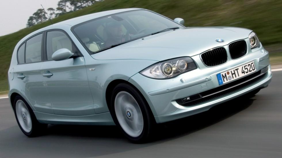 BMW 120d 5-door (E87) '2007–11л