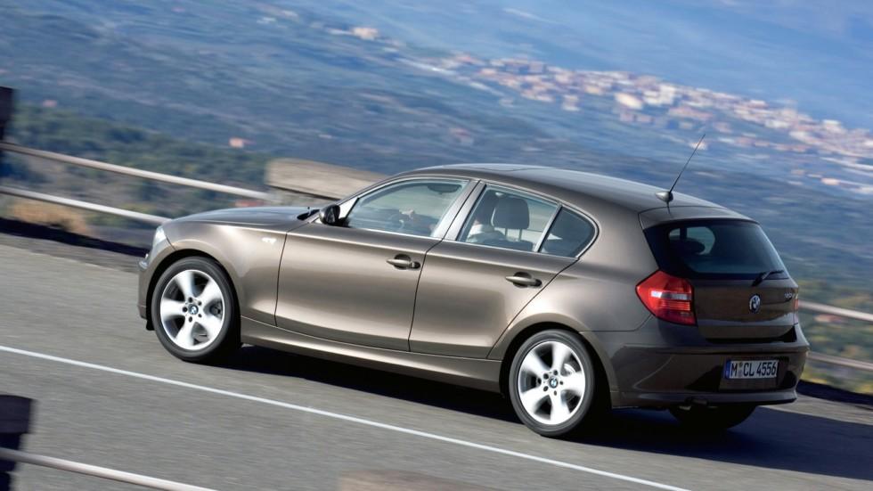 BMW 120d 5-door (E87) '2007–11ы
