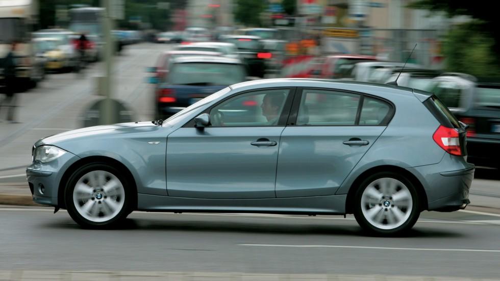 BMW 120i 5-door (E87) '2004–06с