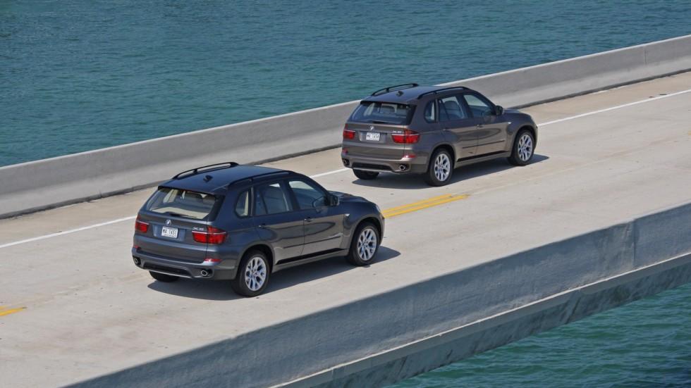 BMW X5 (E70) '2010–13