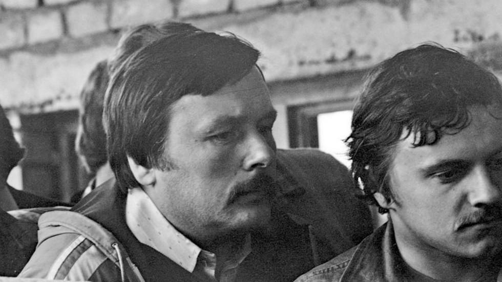 Cтасис Брундза, 1984 год