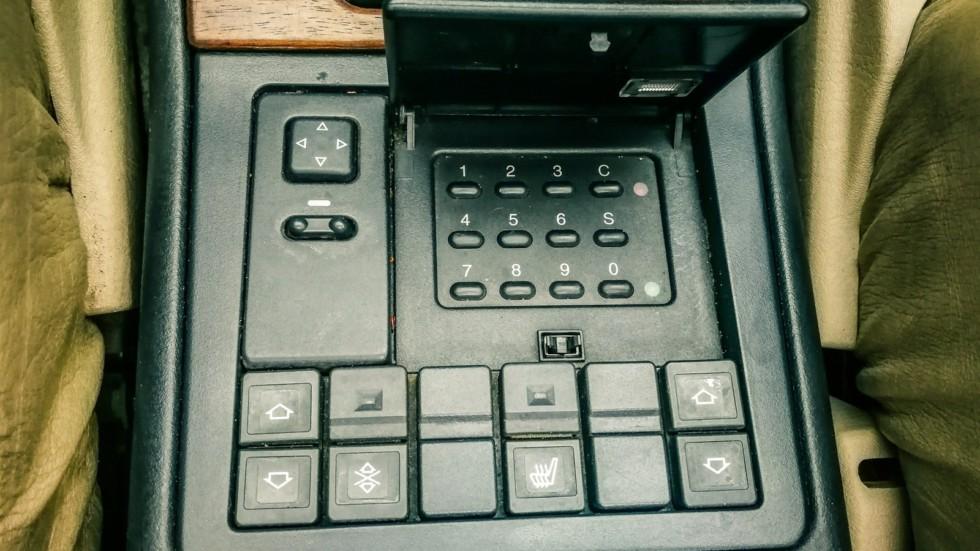 Citroen XM салон (5)
