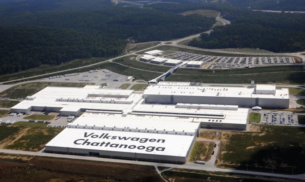 Volkswagen Werk Chattanooga (USA)