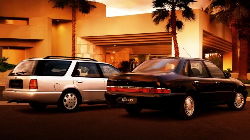 Ford Scorpio '1994–98