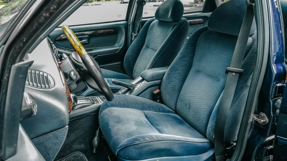 Ford Scorpio передние сидения