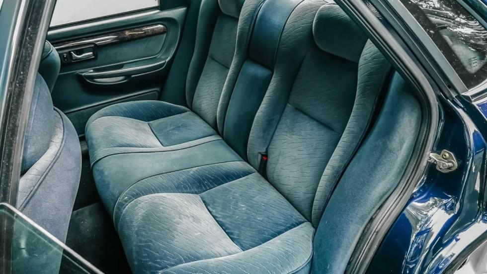 Ford Scorpio задний диван