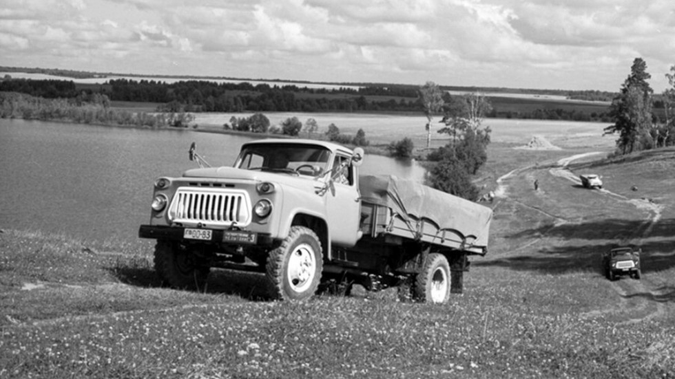 ГАЗ-53 '1962–65