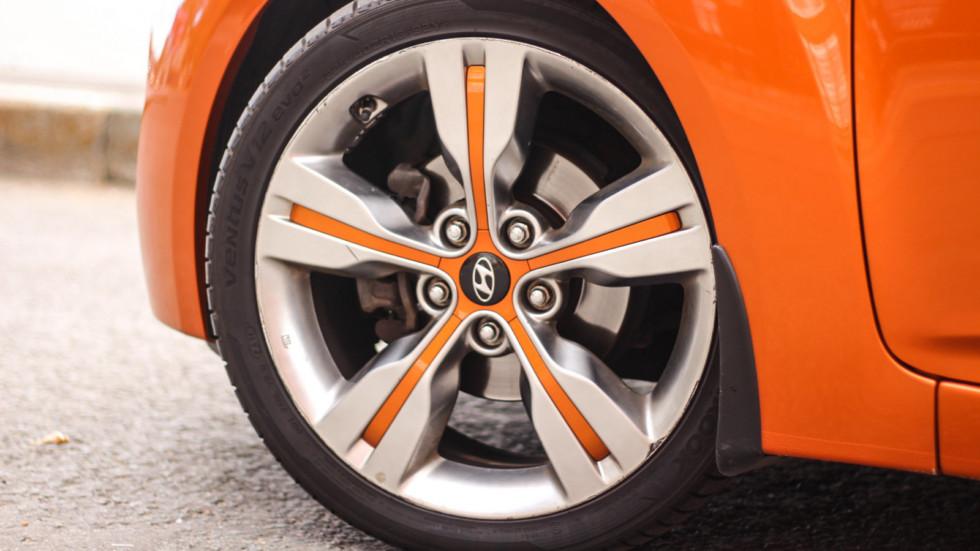 Hyundai Veloster колесо