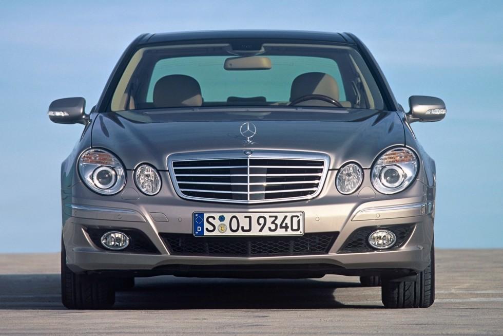 Mercedes-Benz E 350 Worldwide (W211) '2006–09